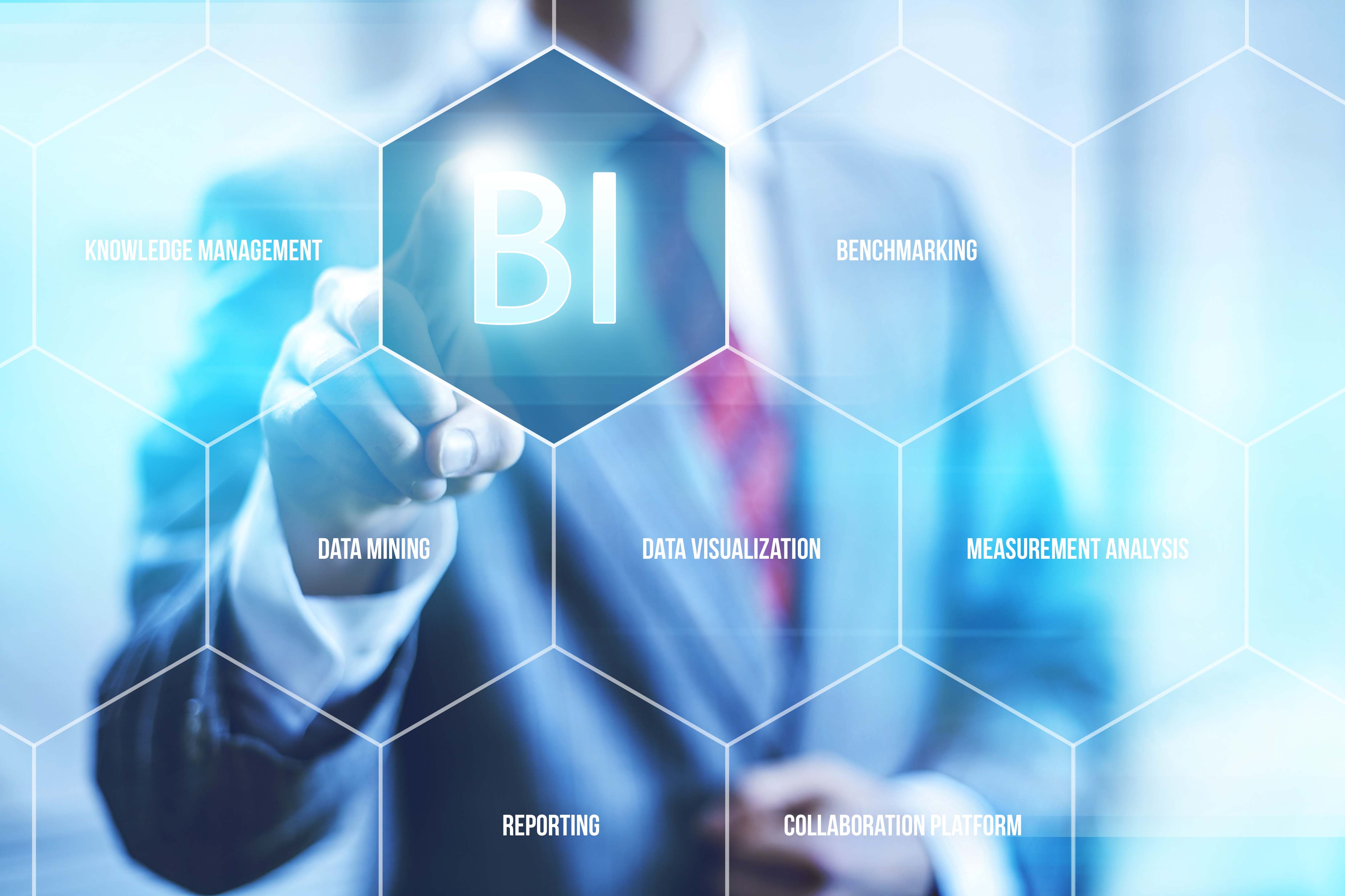 Business Intelligence experts